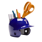 Schutt Texas Rangers Desk Caddy Mini